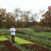 TerrilShorbARticleThumbNailDarrell Frey--Prescott College graduate-- and his Pennsylvania biodynamic farm