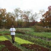 TerrilShorbARticleThumbNailDarrell Frey--Prescott College graduate-- and his Pennsylvania biodynamic farm