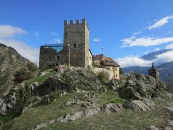Figura 12- MMM Juval es residencia y museo dedicado al mito de la montaña