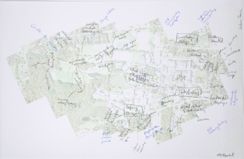 Suny Esf Campus Map.Looking For Sustainable Systems On Campus Journal Of